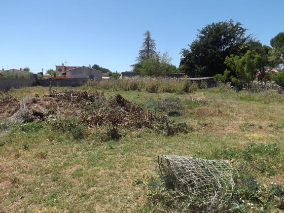 Terrain constructible sud France