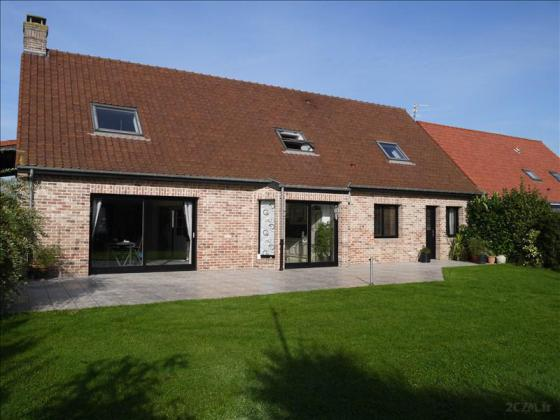 maison individuelle 173m2 5 chambres nieppe