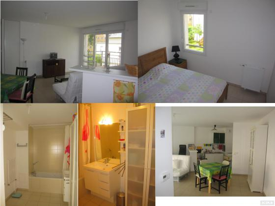 Appartement F3 Soisy centre